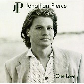 Jonathan Pierce - One Love [CD] USA import