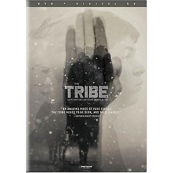 Stamme [DVD] USA importerer