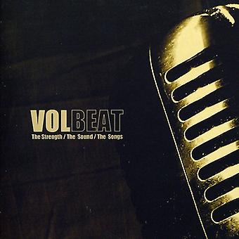 Volbeat - Strength the Sounds the Songs [CD] USA import
