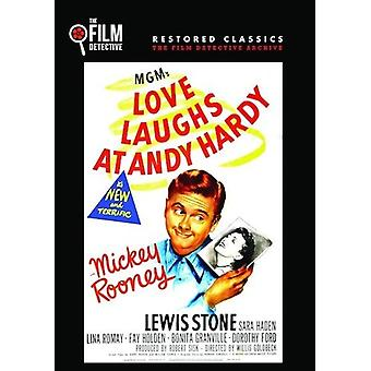 Love Laughs at Andy Hardy [DVD] USA import