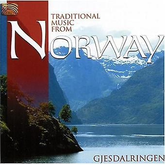 Gjsedalringen - traditionel musik fra Norge [CD] USA importerer
