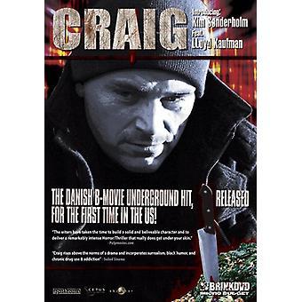 Craig [DVD] USA importerer