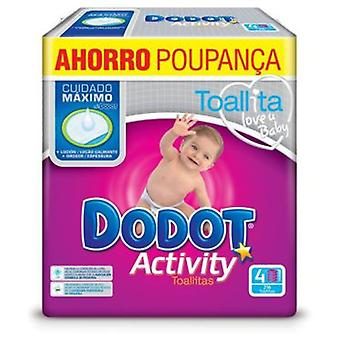 Dodot Activitytowelettes216 Units (Childhood , Diaper and changers , Wipes)