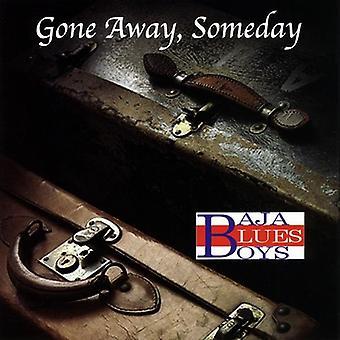 Baja Blues Boys - verdwenen weg Someday [CD] USA import