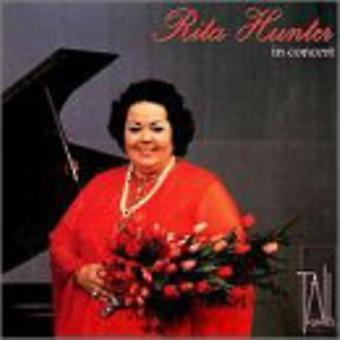 Haydn/Novello/Verdi - Rita Hunter i koncert [CD] USA import