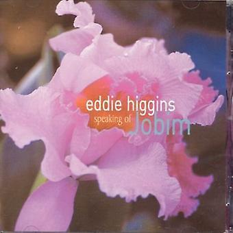 Eddie Higgins - importación de Estados Unidos habla de Jobim [CD]