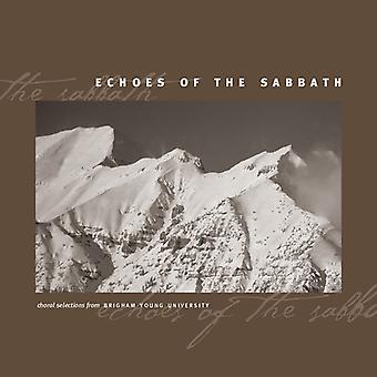 Gesangbuch / Byu kombineret kor & orkester - ekkoer af sabbatten - kor valg fra [CD] USA import