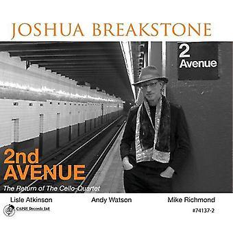 Joshua Breakstone - 2nd Avenue [CD] USA import