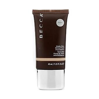 Becca Matte huden skinne bevis Foundation - # Noisette - 40ml / 1.35 oz