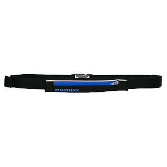Nathan Mirage Pak Hüfttasche Black-Electric Blue 4807NBEBY