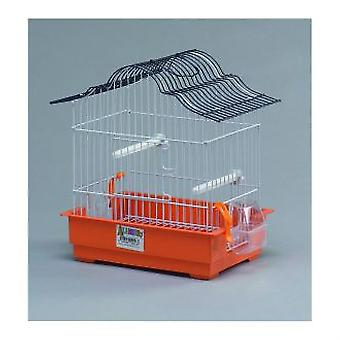 Mgz Alamber Cage 23 Removable (Birds , Bird Cages , Portable Cages , Small Birds)