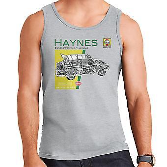 Haynes Owners Workshop Manual Hillman Imp Sport Men's Vest