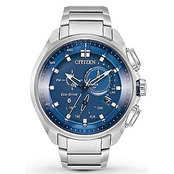 Citizen Eco-Drive prossimità Pryzm Chronograph Mens Watch BZ1021 - 54L