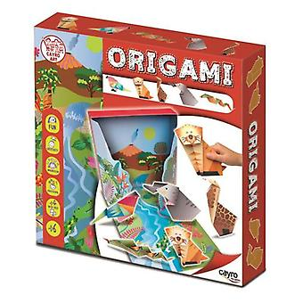Cayro Origami Wild Animals (Toys , Educative And Creative , Arts And Crafts , Origami)