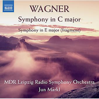 Wagner / Leipzig Radio Symphony Orchestra - Richard Wagner: Sinfonie in C-Dur [CD] USA Import
