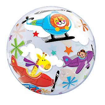 Qualatex 22 Inch Flying Circus Bubble Balloon