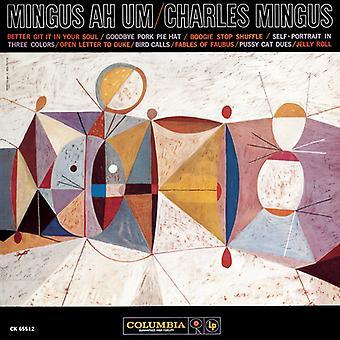 Charles Mingus - Mingus Ah Um [CD] USA import