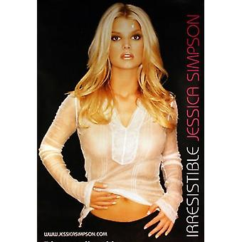 Jessica Simpson irresistível Poster