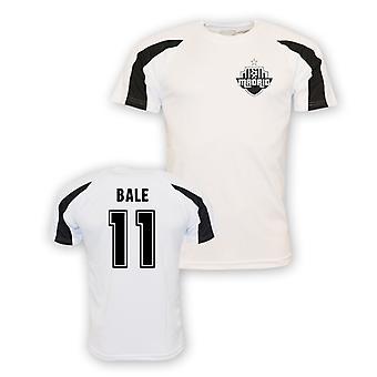 Gareth Bale Real Madrid Sports trening Jersey (hvit)