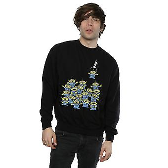 Disney Men's Toy Story The Claw Sweatshirt