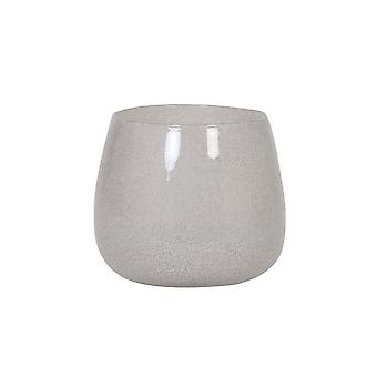 Light & Living Vase Ø26x22 Cm MUMBULLA Glass White