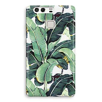 Huawei P9 Full Print Case - Banana leaves