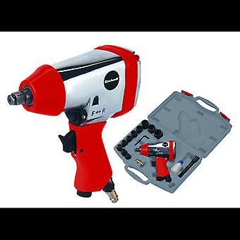 Pneumatic impact driver Tool holder: 1/2 (12.5 mm) male square Torque (max.): 312 Nm