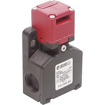 Safety button 250 V AC 6 A separate actuator momentary