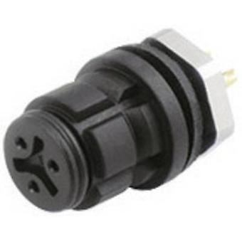 Binder 99-9208-00-03 Series 620 Sub Miniature Circular Connector Nominal current (details): 3 A Number of pins: 3