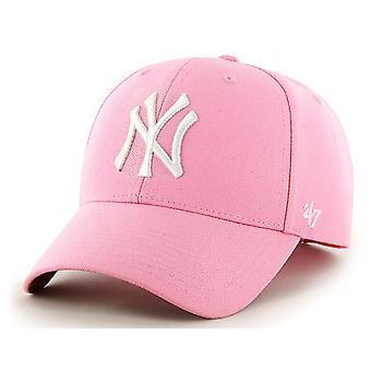 47 Brand New York Yankees MVP Cap - Rose