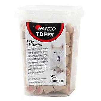 Nayeco Toffy sweets salmon 250 gr. (Dogs , Treats , Biscuits)