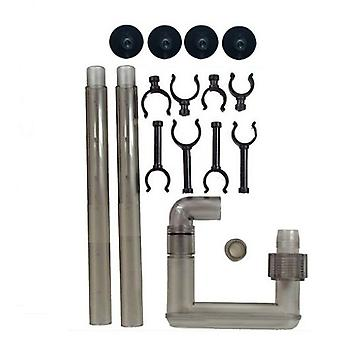 Tetra Kit output Ex400/600/700 (fish, Aquarium accessories, pipes, suction cups and clips)