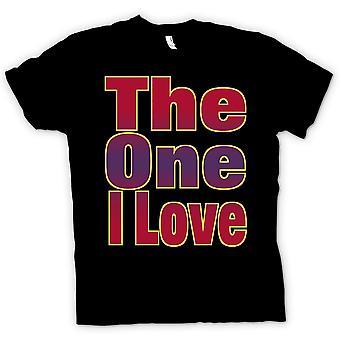 Camiseta mujer-que me encanta