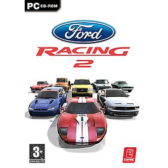 Ford Racing 2 (PC)-fabriks forseglet