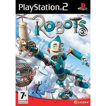 Roboter (PS2)