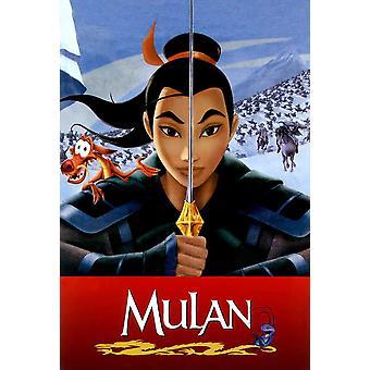 Locandina del film di Mulan (27 x 40)