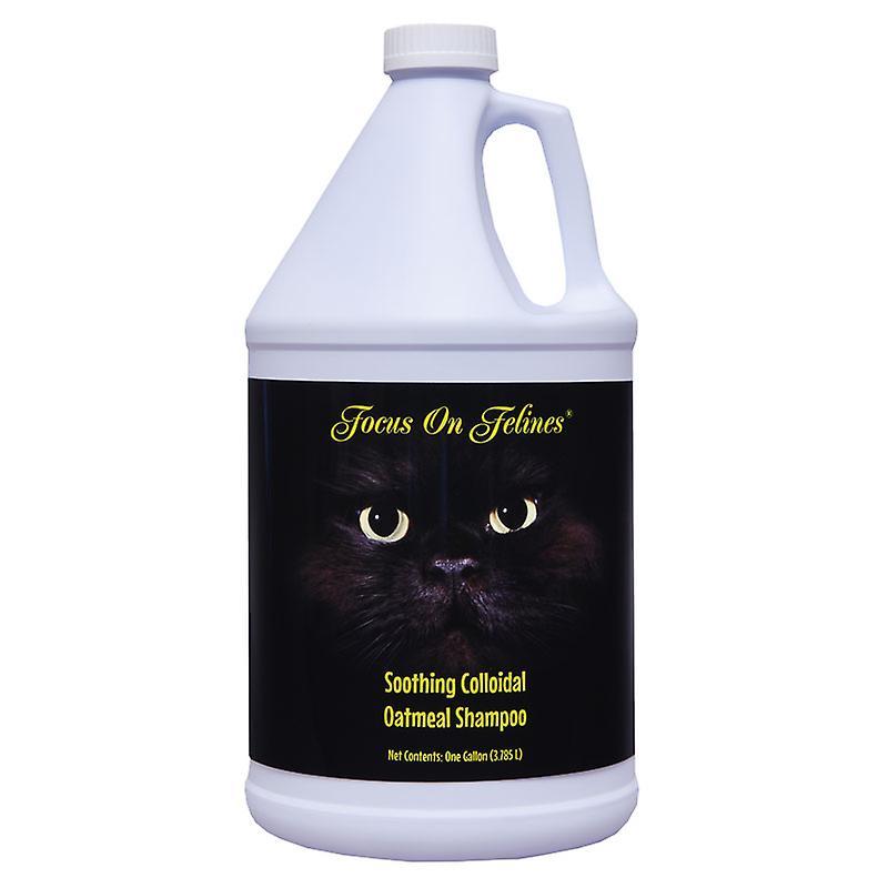 Focus On Felines Soothing Colloidal Oatmeal Shampoo 3.8L