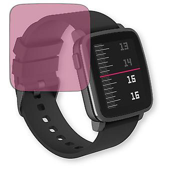 Pebble time 2 screen protector - Golebo view protective film protective film