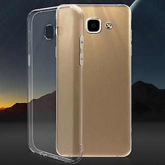 Silikoncase 0. 3 mm transparent ultra mince Etui Samsung Galaxy A3 2017 A320F