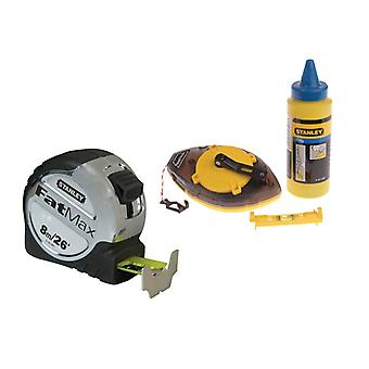 Stanley 5-33-891 Tape Measure Fatmax Xtreme 8M/26Ft - Metric / Imperial