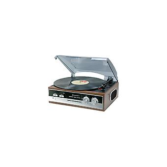 Soundmaster Turntable Pl186H
