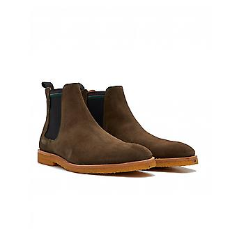 Paul Smith Andy Crepe única Chelsea Boots