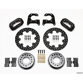 Wilwood 140-3623-BD Rear Brake Drag Kit for Big Ford with 2.5