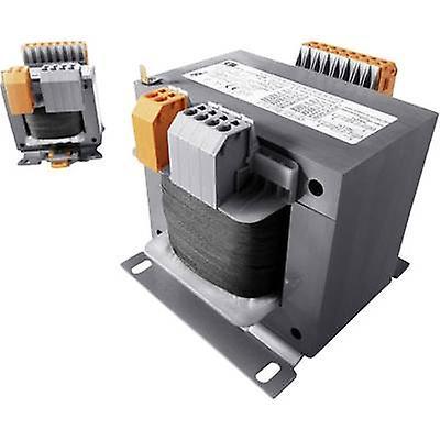 USTE de bloc 250 2 x 115 comhommede transformateur, transformateur d'Isolation, transformateur de sécurité 2 x 115 V AC 250 VA 1,08 A