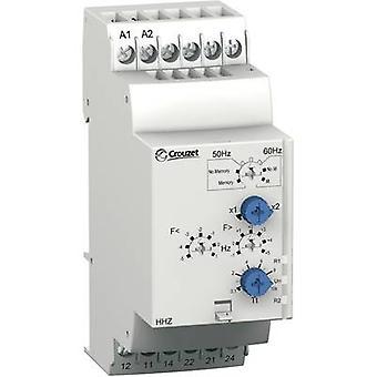Frecuencia HHZ Crouzet 84872501 control de relé