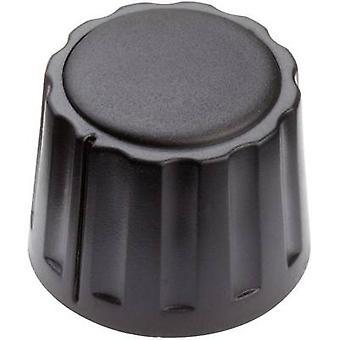 Mentor 4332.4000 Control knob Black (Ø x H) 20 mm x 15 mm 1 pc(s)