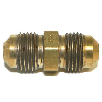 Big A Service Line 3-14206 Brass Flare Union Connector 3/8