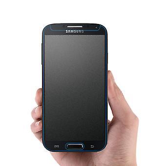 Panzer Glas für Samsung Galaxy S4 Echt Schutz Folie Handy Matt