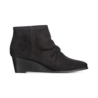 Style & Co. Womens ginnahClosed Toe Ankle Fashion Boots
