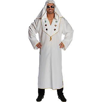 Sheikh men's pimp costume Cape Carnival